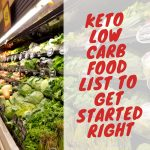 Ketogenic Low Carb Food List To Get Started Right