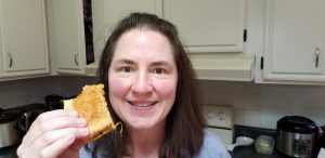 Marlo love low carb grilled cheese